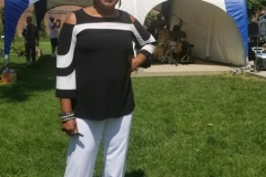 Vanessa At The Jazz in the Garden Series at The Newark Museum