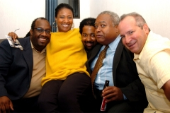 Carl Allen, Vanessa, Eric Reed, Ray Drummond, Joe Chriss at Blue Note
