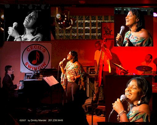 Collage Live at Cecil