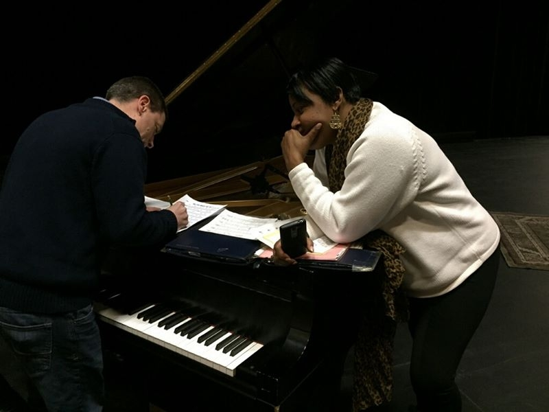 Gettin it together with pianist Paul Johnston