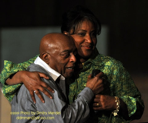 Holding Greatness in My Arms with Roy Haynes