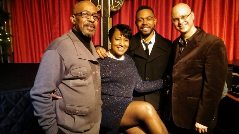 Nighttown Christmas 2016 with Perry Hughes, Jerome Jennings, Duncan McMillan