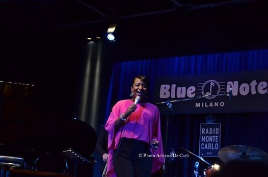 October 13, 2016 The Blue Note Milan