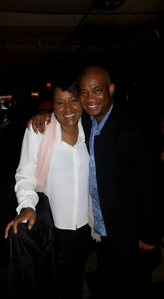 Russell Malone and Vanessa Moores Lounge Jersey City
