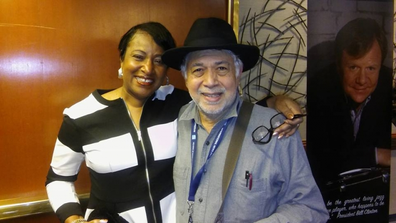 the great and gifted Monty Alexander. Here at APAP