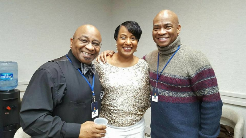 with Alvin Atkinson Jr and Russell Malone