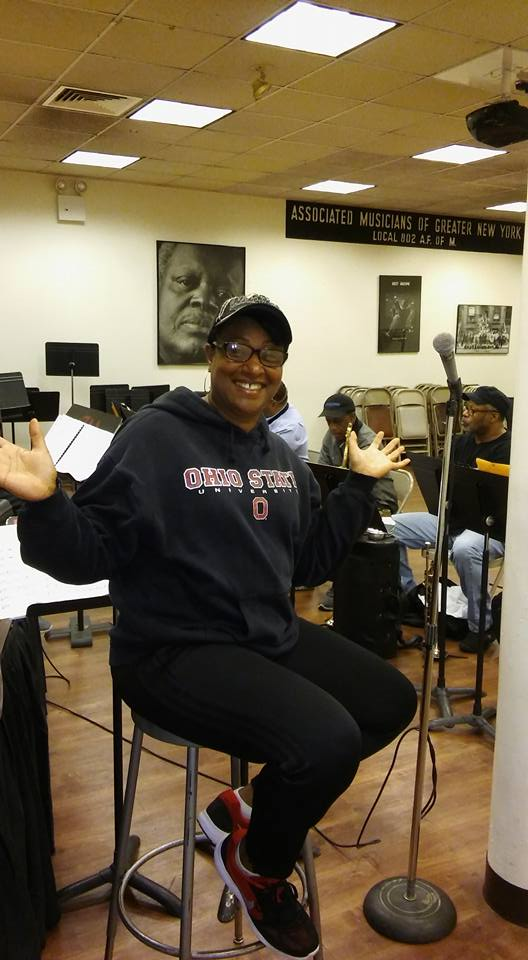 In my element Living learning and singing jazz baby